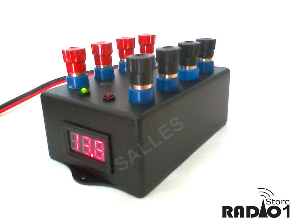 Régua-Distribuidora-de-alimentação-com-circuito-de-proteção-sobre-tensão-para-radioamador-radio-px-som-automotivo-alarme-CFTV-diversos-010-copy
