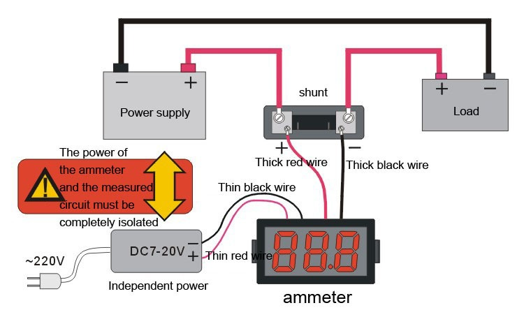wiring diagram for digital ammeter with  on Digital Volt   Meter Wiring Diagram additionally Modbus Wiring Specification in addition Basic Voltmeter Wiring Diagram moreover How To Wire Digital Dual Display Volt And Ammeter together with 291415345786.