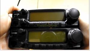 icom radios equipamentos falsificados falsificação 2ª linha propagação aberta 35