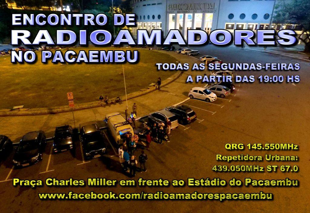encontro radioamador radio amador pacaembu sp propagação aberta