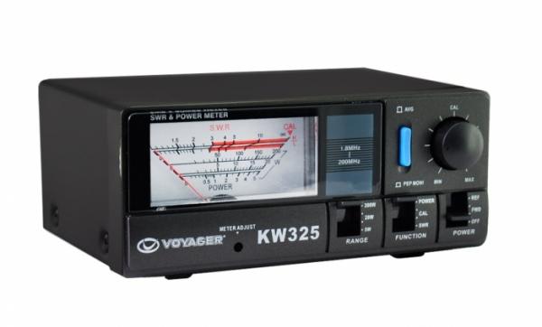 Medidor-Estacionária-e-Potência-Voyager-Kw-325-HF-PX-VHF
