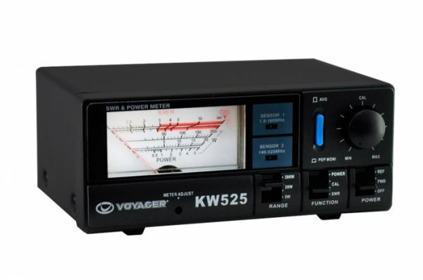 Medidor-Estacionária-e-Potência-Voyager-Kw-525-HF-PX-VHF-UHF