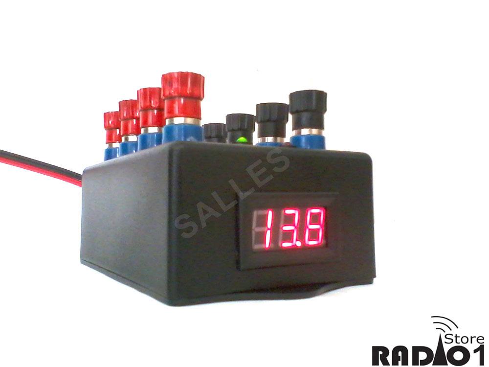 Régua-Distribuidora-de-alimentação-com-circuito-de-proteção-sobre-tensão-para-radioamador-radio-px-som-automotivo-alarme-CFTV-diversos-004-copy